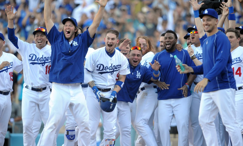 USP MLB: COLORADO ROCKIES AT LOS ANGELES DODGERS S BBN USA CA