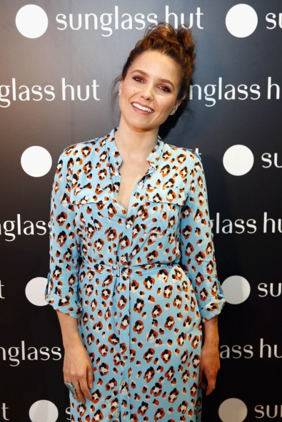 Sunglass Hut's Made For Summer Event Featuring Sophia Bush