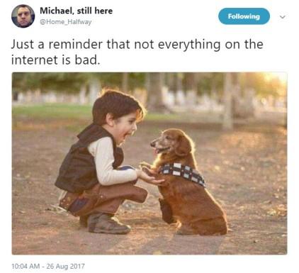 good internet