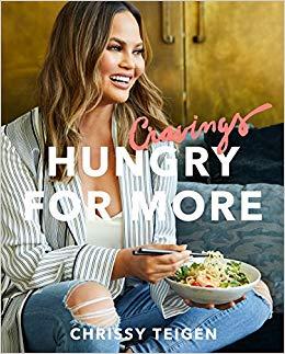 Chrissy Teigen Cookbook Kimberlee K